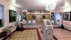 Панорама храма Иоанна Предтечи
